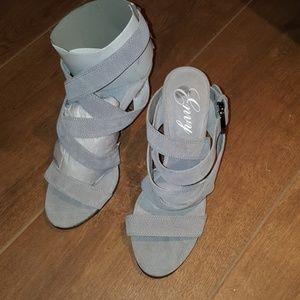 Envy heels SZ 10